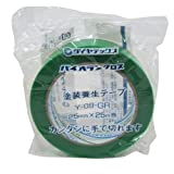 ダイヤテックス パイオランクロス 養生用テープ 緑 25mm×25M Y-09-GR