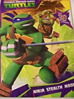 Teenage Mutant Ninja Turtles Colouring & Activity Book with Over 30 Stickers Ninja Stealth Mode