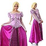 monoii ラプンツェル コスプレ ハロウィン 衣装 コスチューム ドレス 428