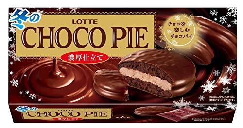 冬のチョコパイ 濃厚仕立て 6個×5箱