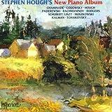 Stephen Houghs New Piano Album