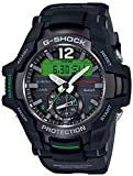 [カシオ]CASIO 腕時計 G-SHOCK ジーショック グラビティマスター Bluetooth搭載 ソーラータイプ GR-B100-1A3JF メンズ