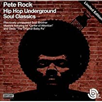 Lost & Found Hip Hop Underground Soul Classics