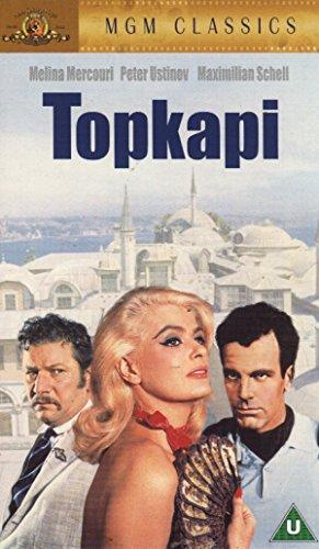 Topkapi [VHS]