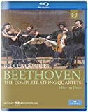 ベートーヴェン : 弦楽四重奏曲全集 / ベルチャ四重奏団 (Belcea Quartet – Beethoven : The Complete String Quartets) [4Blu-ray] [Import]