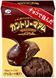 不二家 チョコで包んだカントリーマアム 2個×10箱