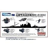ファインモールド 1/700 ナノ・ドレッドシリーズ単艦用セット高雄型用セット