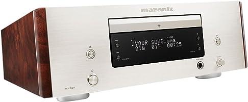 marantz マランツ CDプレーヤー 高音質ヘッドフォンアンプ内蔵 シルバーゴールド HD-CD1/FN