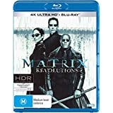 Matrix Revolutions, The BD 4K UHD