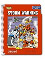 Power Touch Book: Rescue Heroes Storm Warning Intermediate Reader Book [並行輸入品]