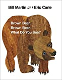 Brown Bear, Brown Bear, What Do You See? by Bill Martin(1905-06-19) 画像