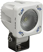 """ビジョンX照明xil-s1102W Solstice 2"""" SolsticeソロLEDホワイトPod"""