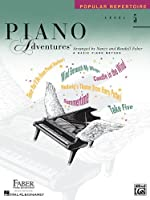 Piano Adventures - Level 5: Popular Repertoire Book