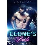 Clone's Bride: Alien SciFi Romance: Volume 2 (Celestial Mates)