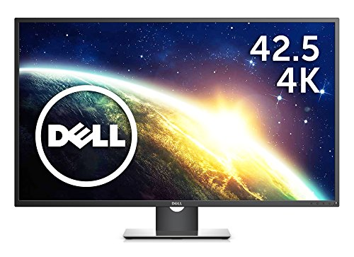 Dell ディスプレイ モニター P4317Q/4K/42.5 インチ/IPS/8ms/DP,mDP,HDMI,VGA,RS232/USBハブ/3年間保証