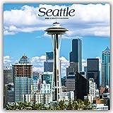 Seattle 2020 Calendar