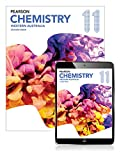 Cover of Pearson Chemistry 11 Western Australia Student Book with Reader+