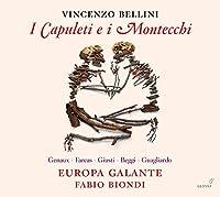 ベッリーニ:歌劇《カプレーティとモンテッキ》