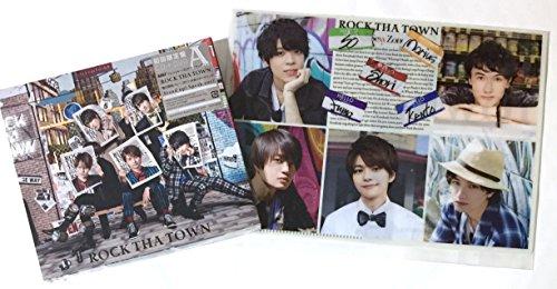 【会場限定特典あり】 ROCK THA TOWN 初回限定盤A (DVD付)(ライブ会場限定絵柄 A5クリアファイル付)
