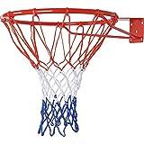 カイザー(kaiser) バスケット ゴール セット KW-649 リング内径42cm 壁設置 自作ボード レジャー ファミリースポーツの画像