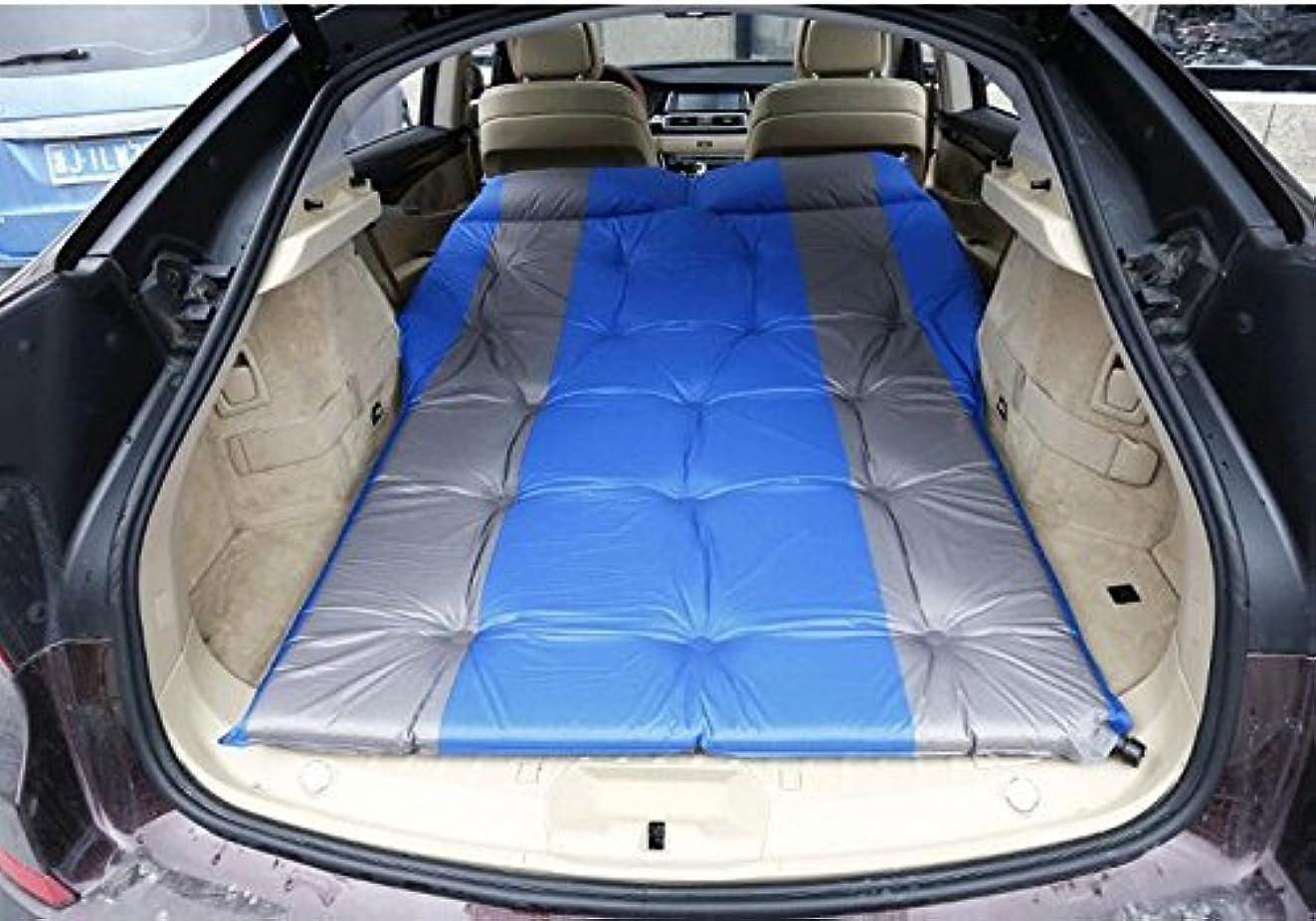 アンペアデータ海上車のベッドWの膨脹可能なベッドのSuv車のベッド、旅行ベッドの睡眠のマット屋外の車のマットのキャンプの湿気防止のパッドの携帯用折られた旅行車の供給190 * 126 cm