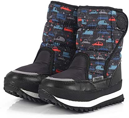 Men's/Women's Fashion Winter Boots Little Boys and Girls Snow Boots Winter Keep Warm Waterproof Boots Kids Shoes Reasonable price Online Good quality WB38439 bb407e