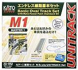KATO Nゲージ エンドレス線路 基本セット マスター1 20-852 鉄道模型 レールセット