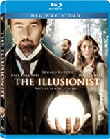 [北米版Blu-ray] ILLUSIONIST (2006)(2PC)(W/DVD)/ (WS AC3 DOL)[Import]