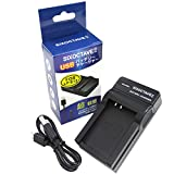 str Canon LP-E12 急速互換充電器USBカメラ バッテリー チャージャー LC-E12 純正バッテリーにも充電可能 EOS Kiss X7 / EOS M / EOS M2 / EOS M100 / EOS Kiss M カメラ対応