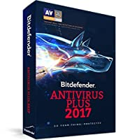 Bitdefender Antivirus Plus 2017 1 Device 1 Year PC [並行輸入品]