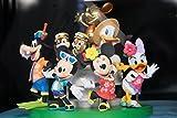 ディズニー マジックキャッスル マイ・ハッピー・ライフ ワールドコレクタブルフィギュア~SUMMER STYLE~6種+MEGA1種=全7種セット