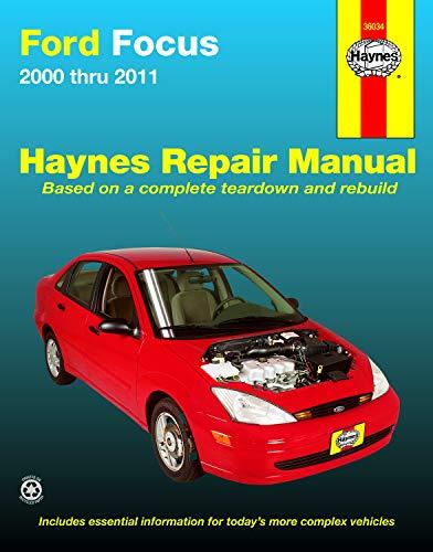 Download Ford Focus 2000 thru 2011 (Haynes Repair Manual) 162092000X