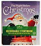 Hallmark the Night Before Christmas Recordable Board Book
