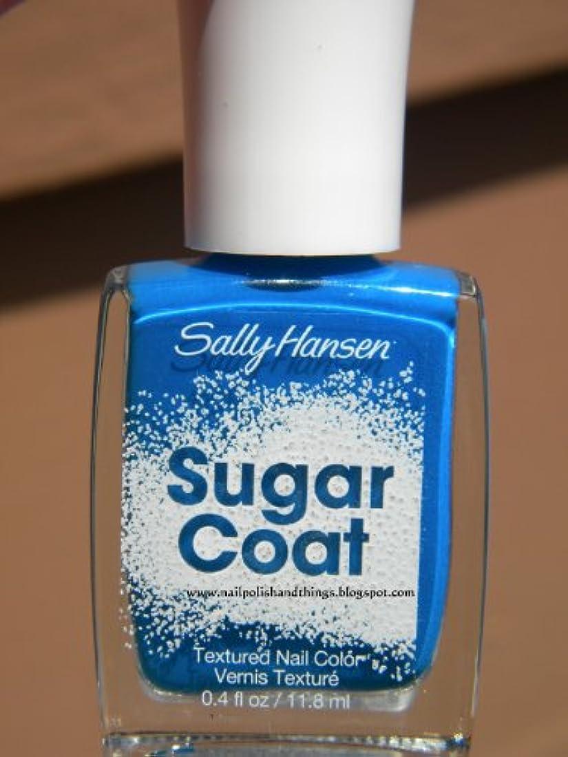 一次福祉チロSALLY HANSEN Sugar Coat Special Effect Textured Nail Color - Razzle-berry