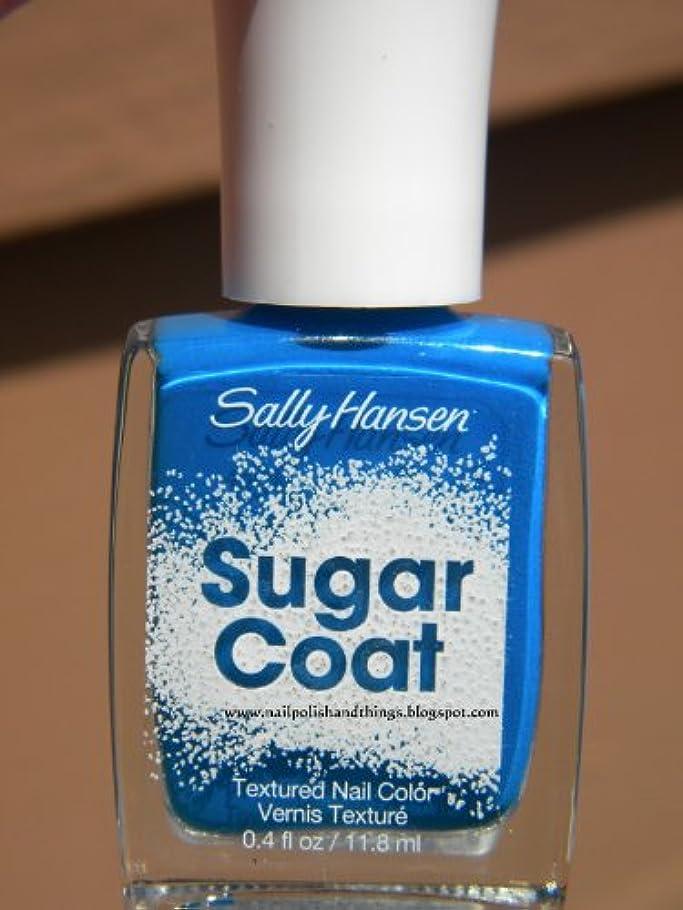 アシスタント一掃する国民投票SALLY HANSEN Sugar Coat Special Effect Textured Nail Color - Razzle-berry