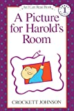 A Picture for Harold's Room: A Purple Crayon Adventure (I Can Read Books: Level 1)