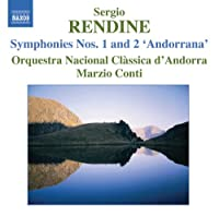 レンディーネ:交響曲 第1 番・第2 番