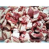 冷凍 牛バラ小間切れ (500g×2パック) 小分け 真空パック 合計1kg 小間切れなので厚さや脂身、大きさなど不揃いです 牛丼や炒め物に
