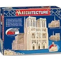 Matchitecture - 6636 - Jeu de Construction - La Cathédrale Notre-Dame-De-Paris