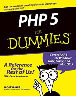 [Valade, Janet]のPHP 5 For Dummies