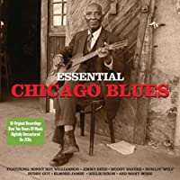 Essential Chicago Blues by Various Artists (2010-04-26)