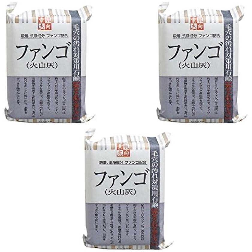 無限発生レタッチ【まとめ買い】クロバー 素肌志向 ファンゴ【×3個】