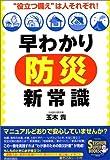 早わかり「防災」新常識 (SEISHUN SUPER BOOKS)
