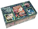 Ultimate Combat! Martial Arts Trading Card Game Booster Box