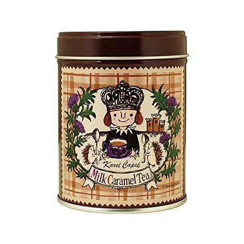 ミルクキャラメルティー 缶 50g