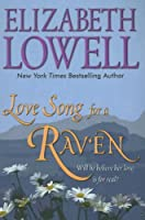 Love Song for a Raven (Wheeler Large Print Book Series)