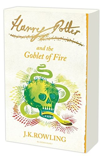 Harry Potter and the Goblet of Fire (Harry Potter Signature Edition)の詳細を見る