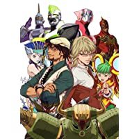 TIGER & BUNNY-The Beginning-