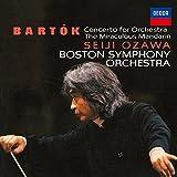 バルトーク:管弦楽のための協奏曲、中国の不思議な役人、ヴィオラ協奏曲 他