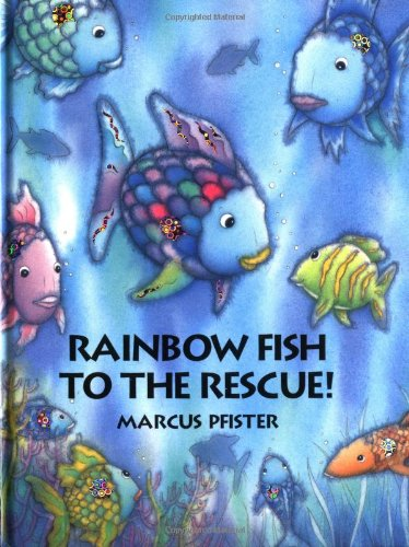 Rainbow Fish to the Rescue! Mini Book